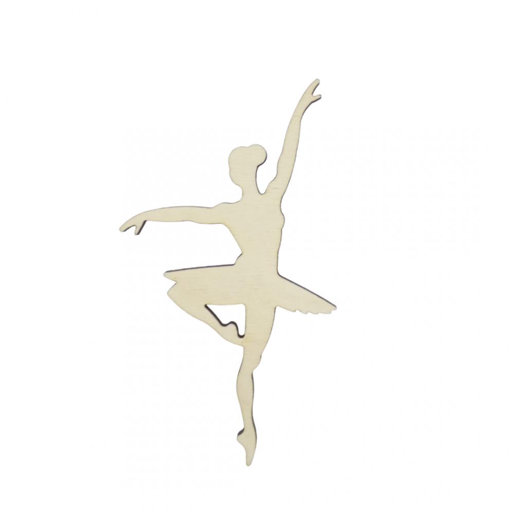 Calamita ballerina tutù