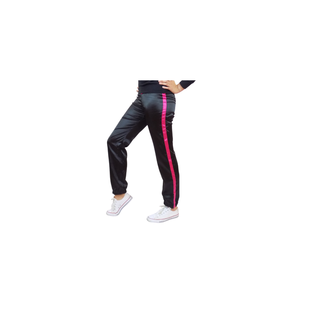 Pantalone in raso