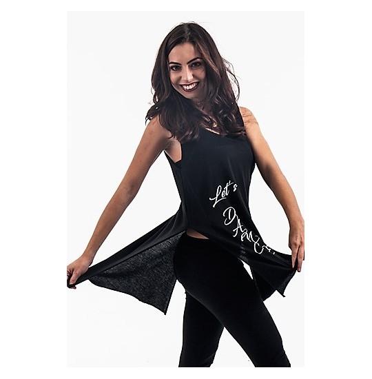 t shirt spacchi let's dance