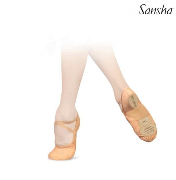 Mezze punte Sansha Pro Mesh