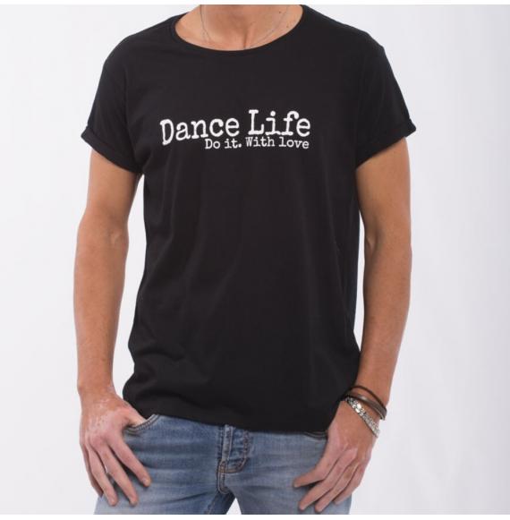 Dance Life T-Shirt uomo