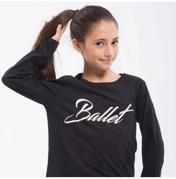 Ballet T-shirt baby